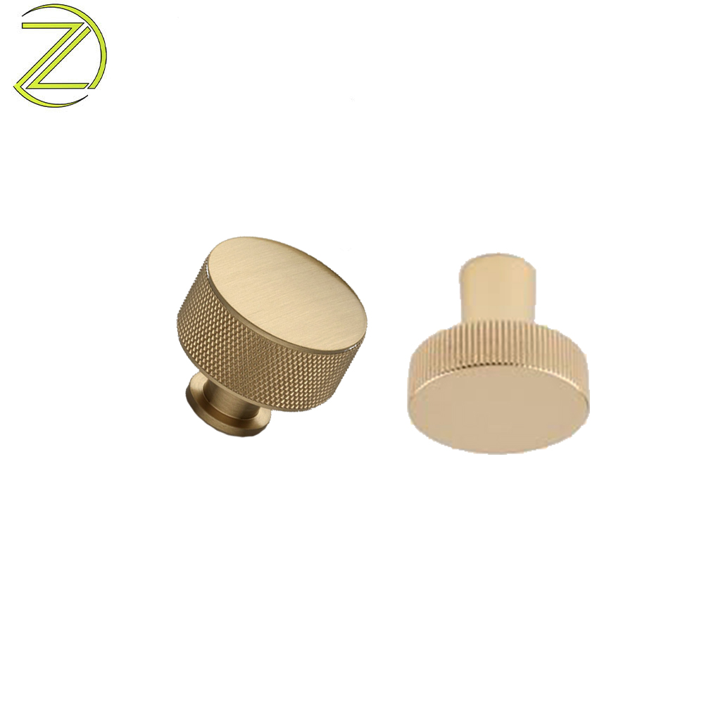 Factory Price Knurled Cabinet Knobs