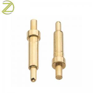 Brass Spring Pins Manufacture