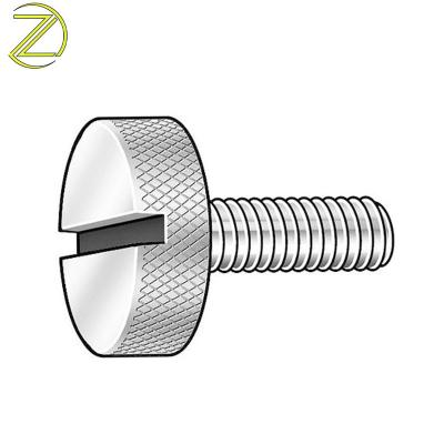 Knurled Head Screw