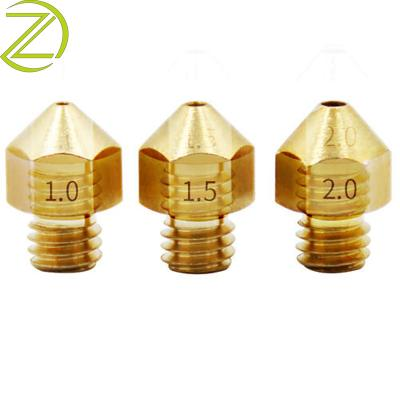 1mm 3d printer nozzle