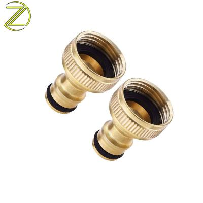 Custom Brass Garden Hose Connectors