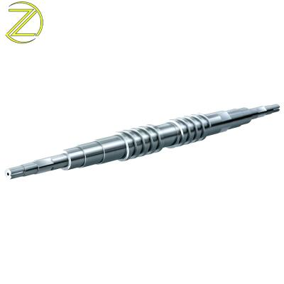 CNC Machining Stainless Steel Pump Shaft