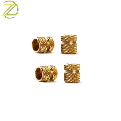 Brass Knurled Thumb Nut